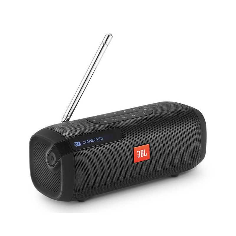 JBL Tuner Portable Bluetooth Speaker with DAB / FM Radio - Black