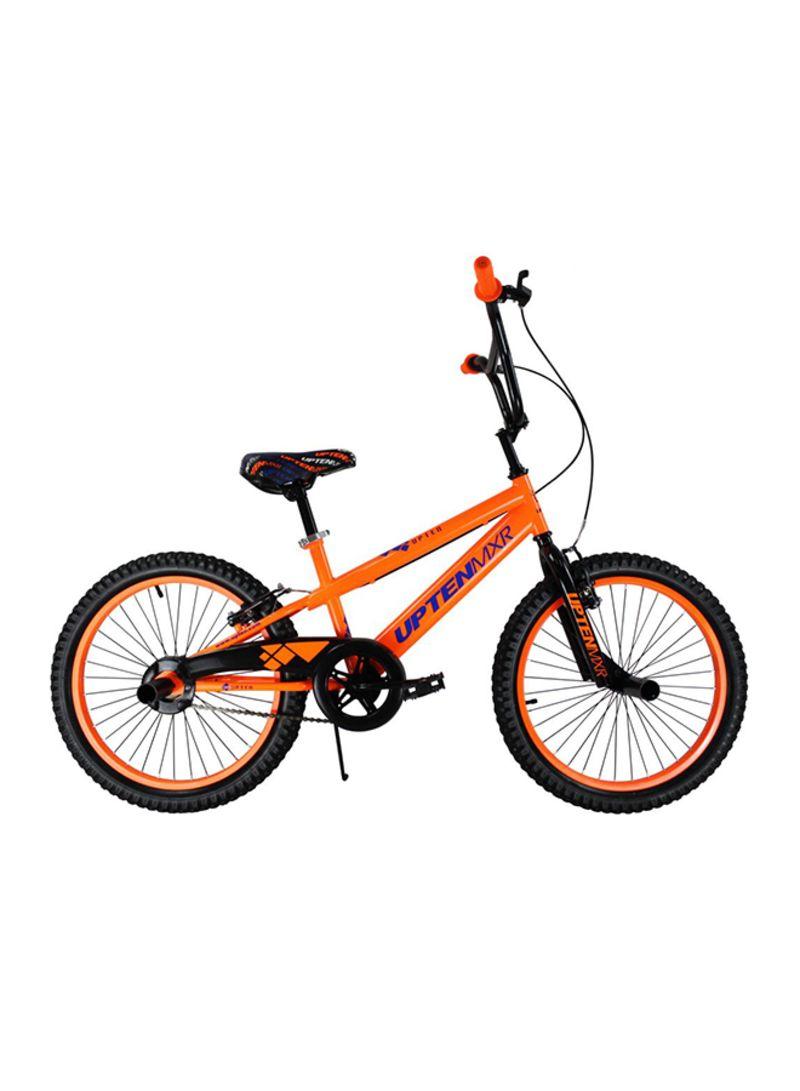 UPTEN MXR BMX Kids Bike 20-Inch Orange