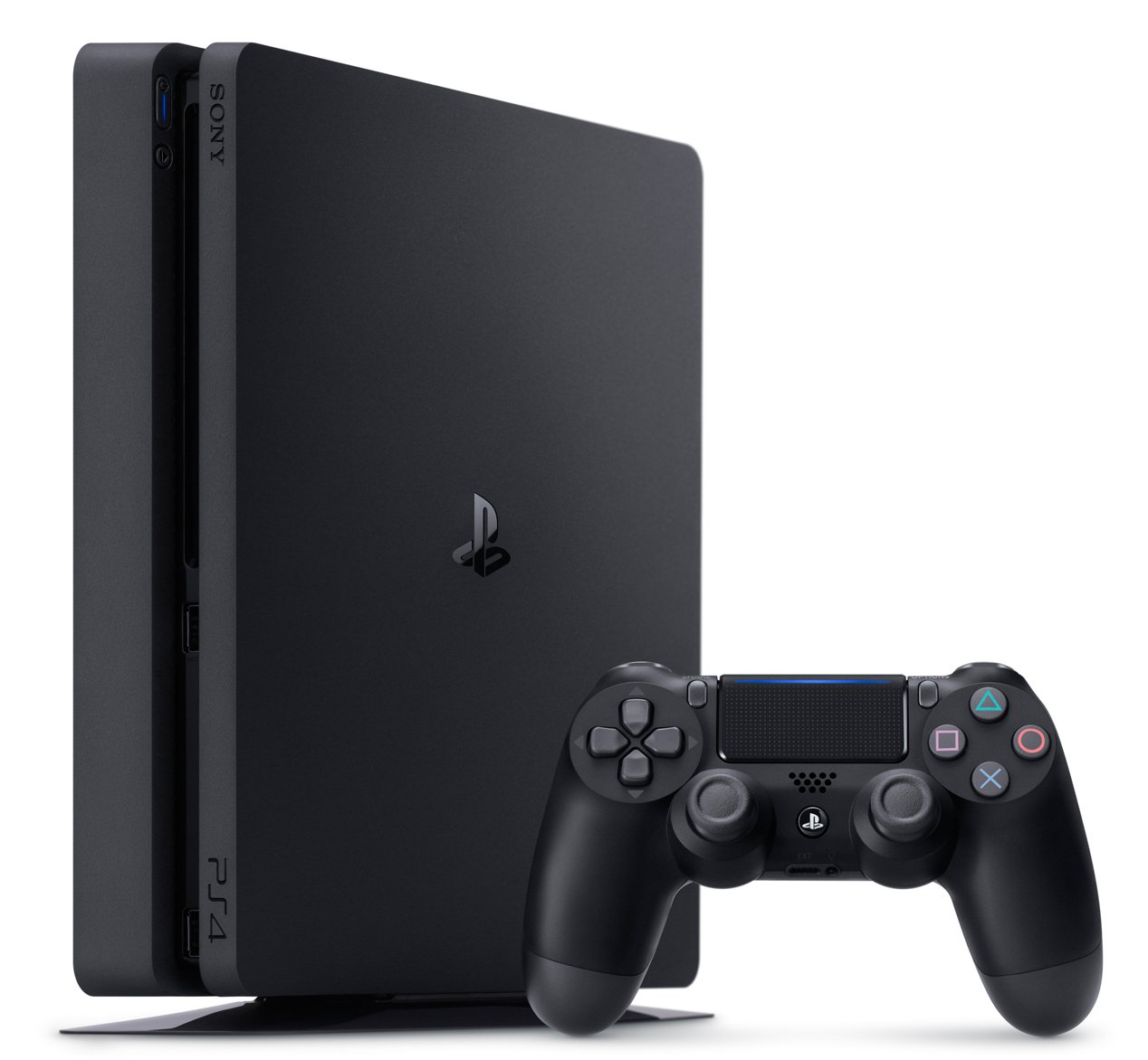 Sony PlayStation 4 Slim PS4 500 GB Black