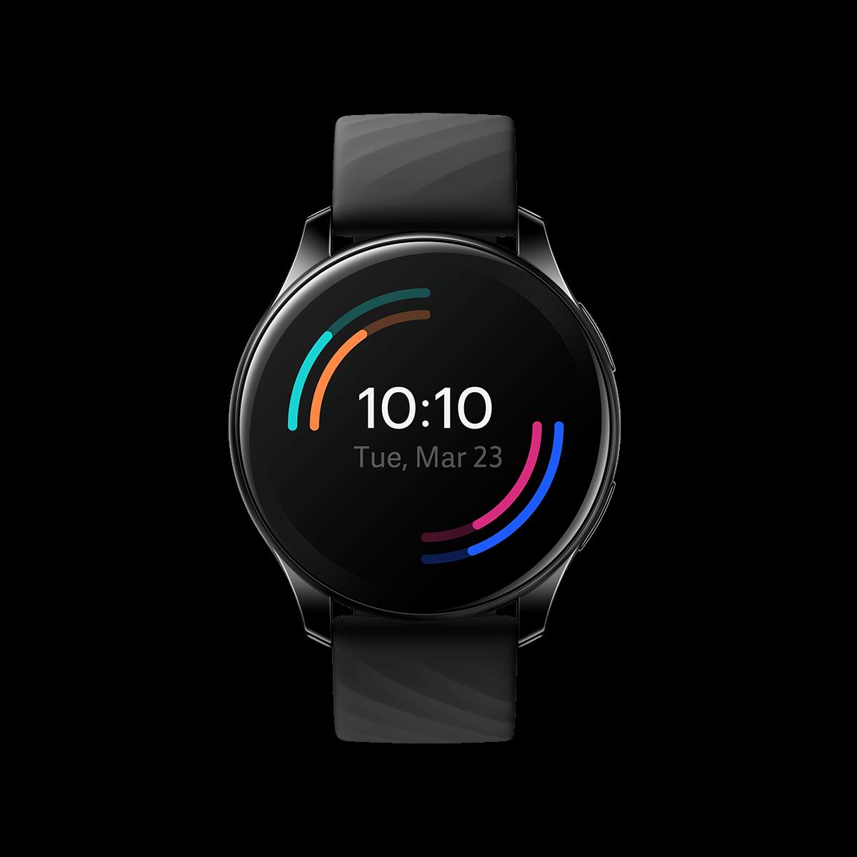 OnePlus Watch Midnight Black