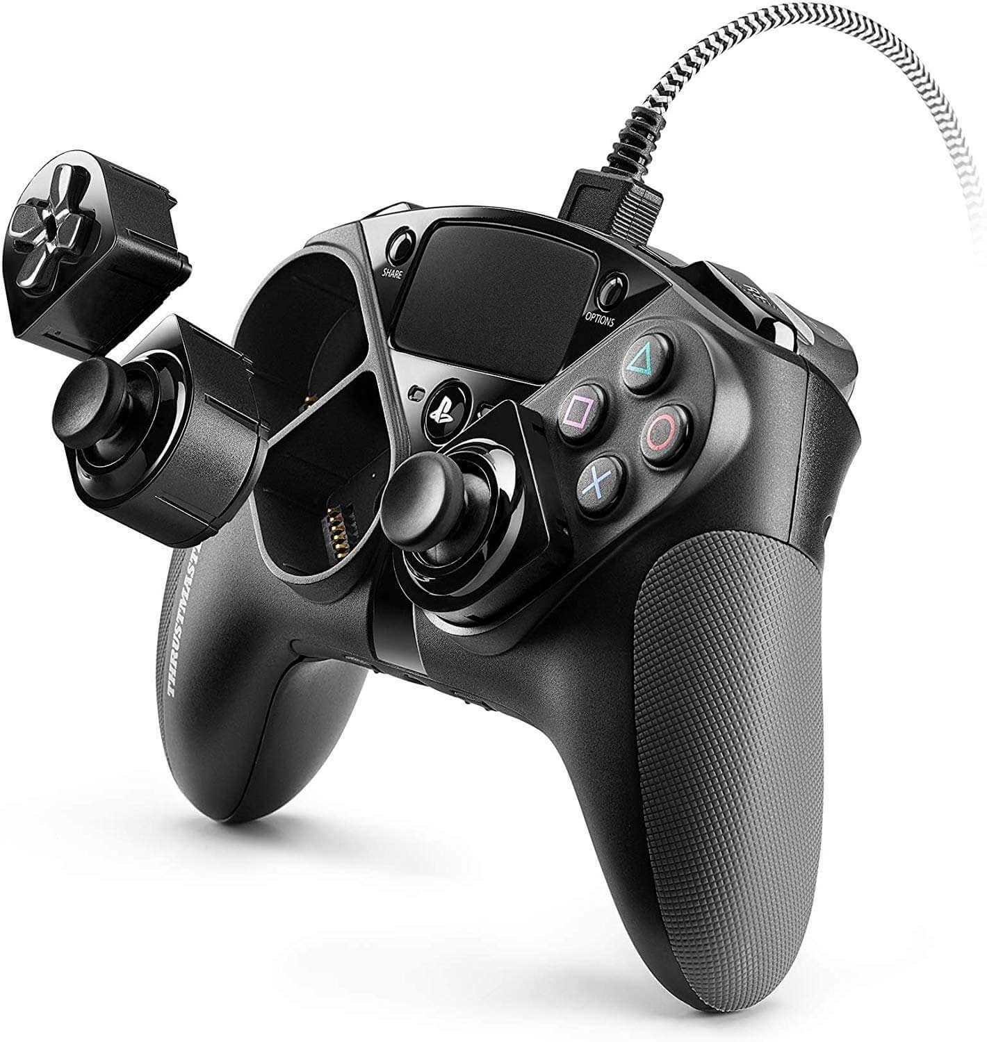 ThrustMaster eSwap Pro Controller: the versatile, wired professional controller for PS4 and PC (PS4)