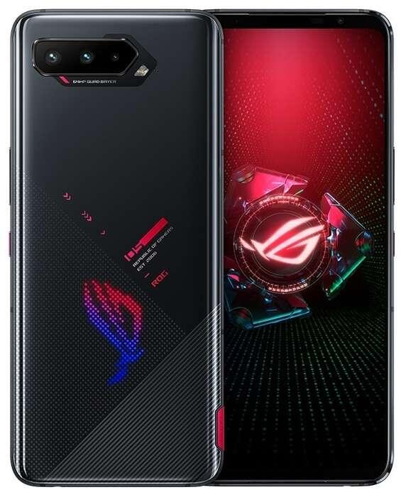 ASUS Rog Phone 5 Dual Sim 12GB RAM 128GB 5G Black