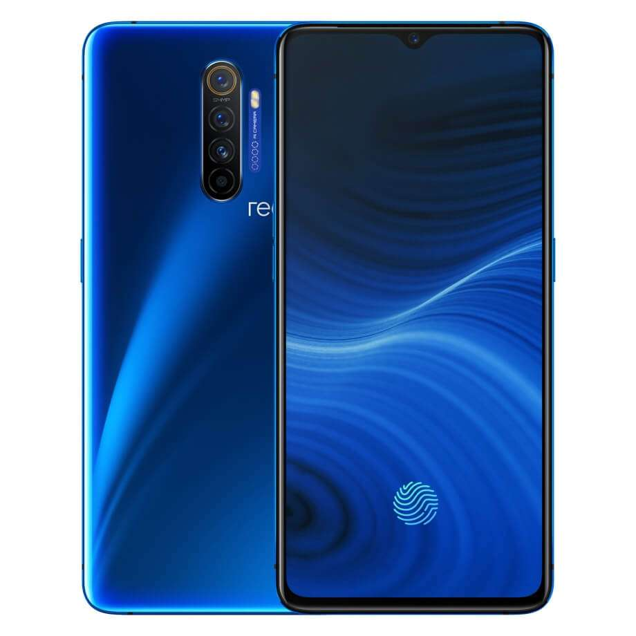Realme X2 Pro Dual SIM 8GB RAM 128GB 4G LTE NEPTUNE BLUE
