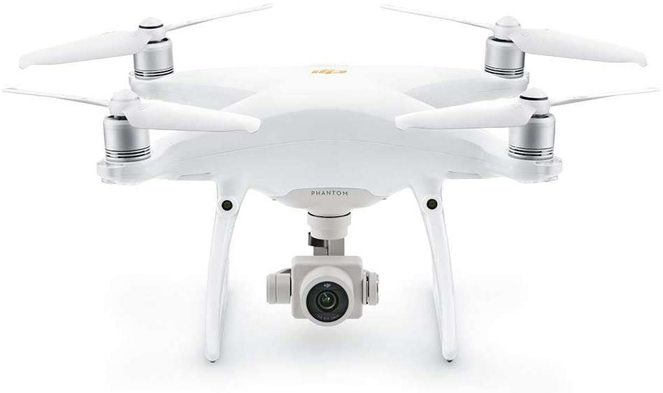 DJI Phantom 4 Pro V2.0 - Drone Quadcopter White
