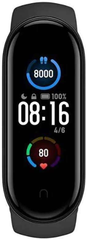 Xiaomi Mi Band 5 Smart Bracelet Standard Edition (Global Version) Black
