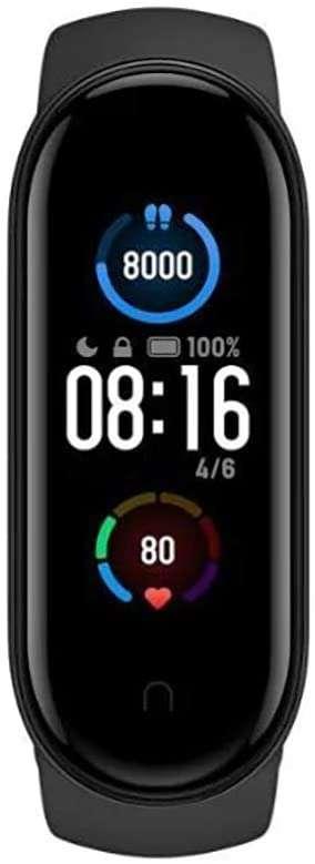 Xiaomi Mi Band 5 Smart Bracelet Standard Edition (Global Version) Black