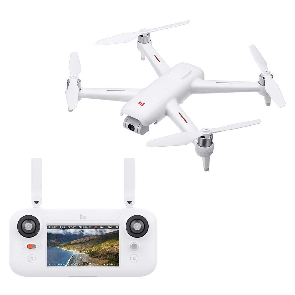 Xiaomi FIMI A3 GPS Drone with 3-axis Gimbal 1080P Camera 5.8G FPV Real-time Transmission Aerial Photography