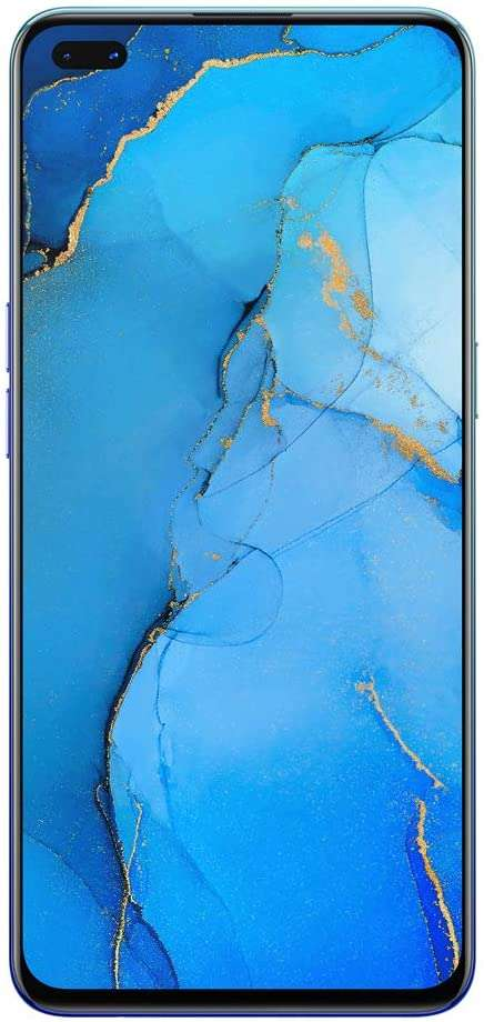 Oppo Reno3 Pro Dual SIM, 256GB, 8GB, Auroral Blue