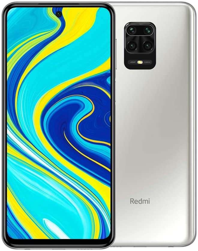 Xiaomi Redmi Note 9S Dual SIM, 4GB RAM, 64GB , Glacier White Global Versia