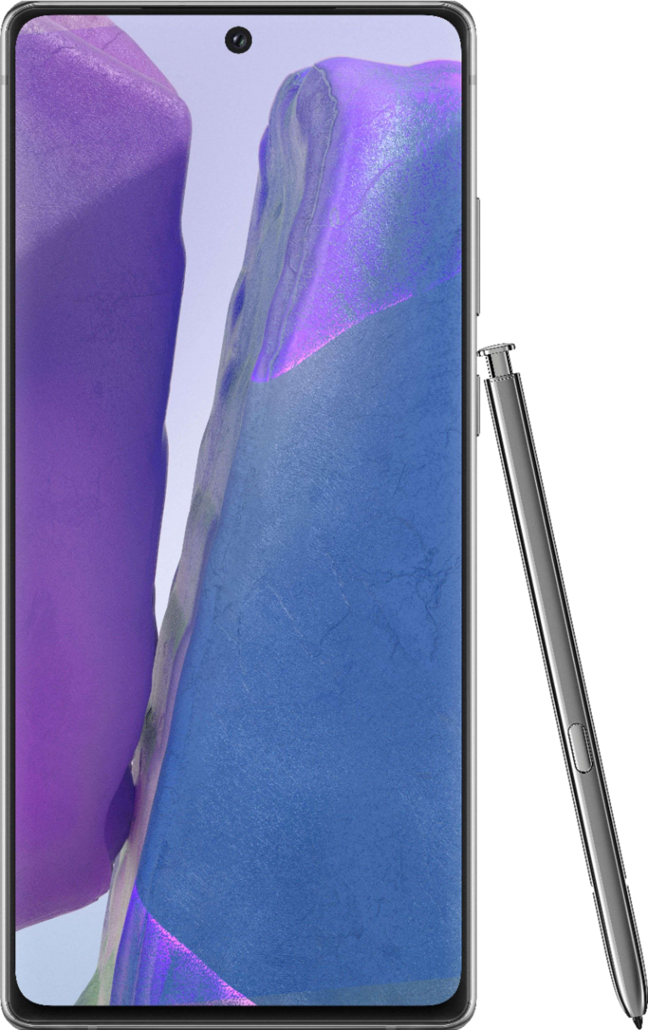 Samsung Galaxy Note20 Dual SIM  8GB RAM 256GB 4G LTE Mystic Gray