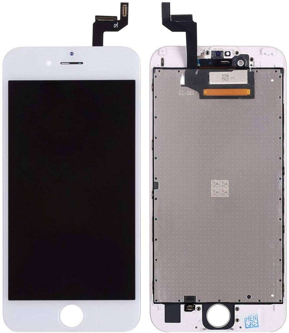 LCD Touch Screen for Apple iPhone 6s - White ORIGINAL 100%
