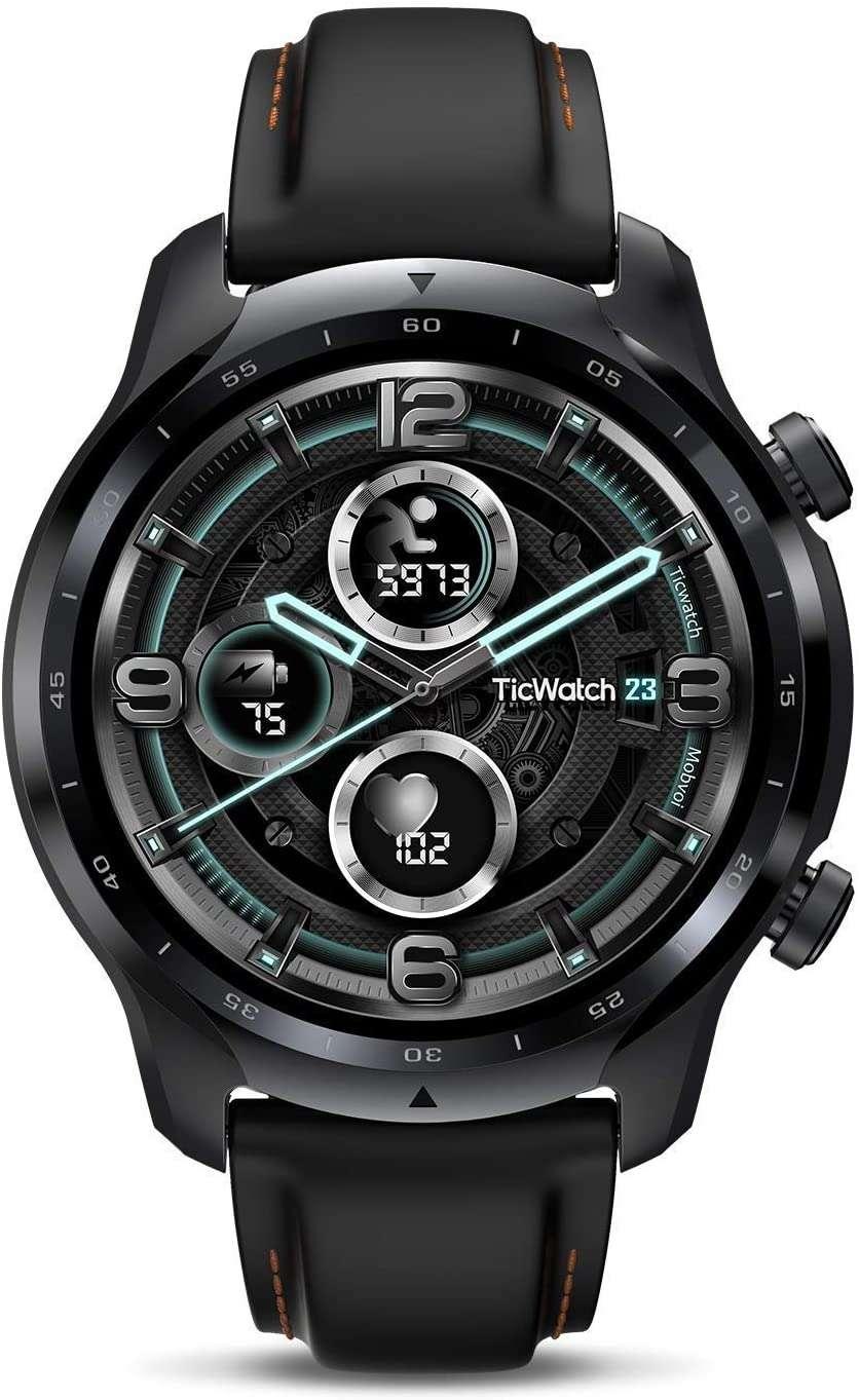 Ticwatch Pro 3 GPS Smartwatch Shadow Black