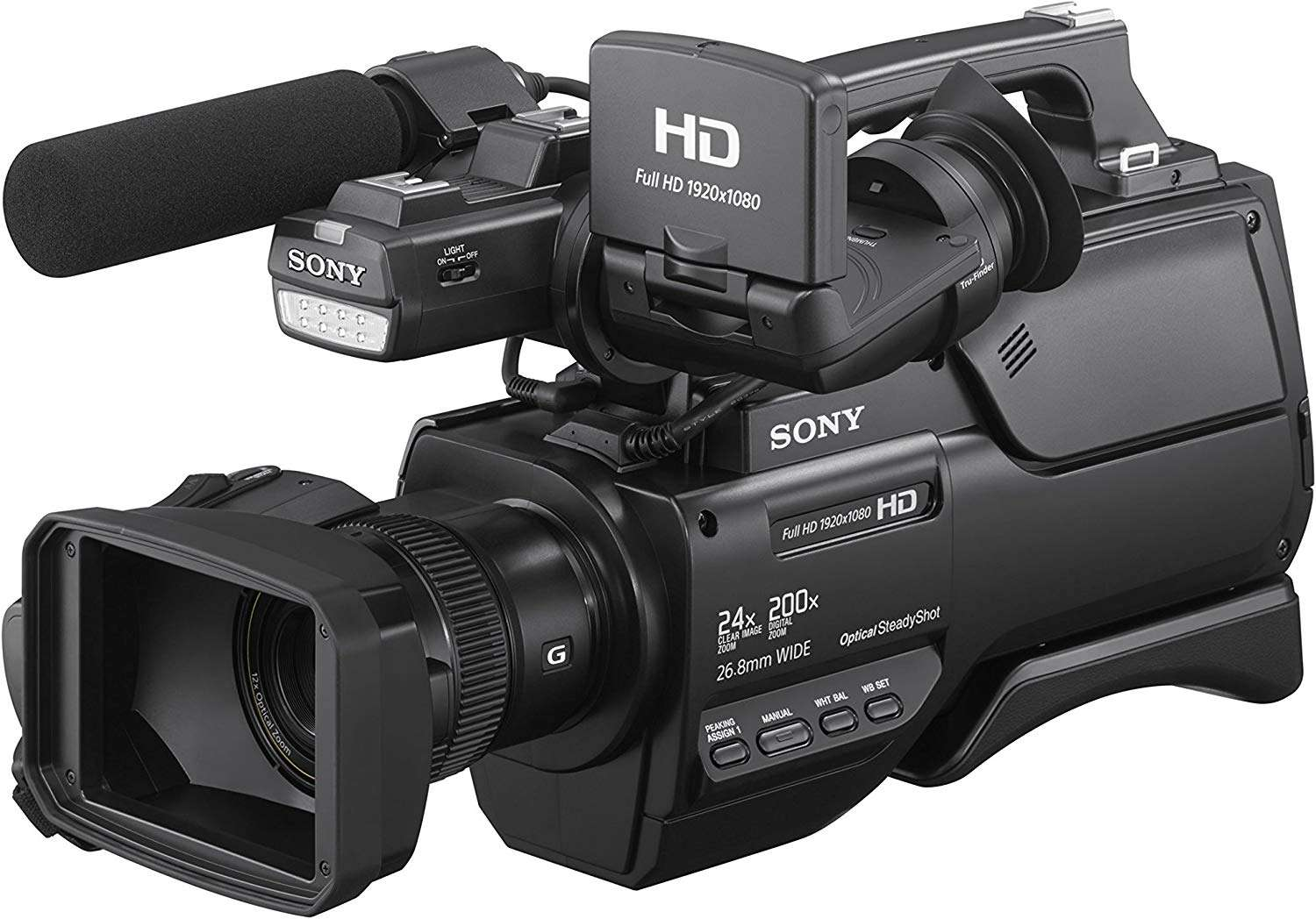 Sony HXR-MC2500 , Professional Camcorder Full HD 1080P