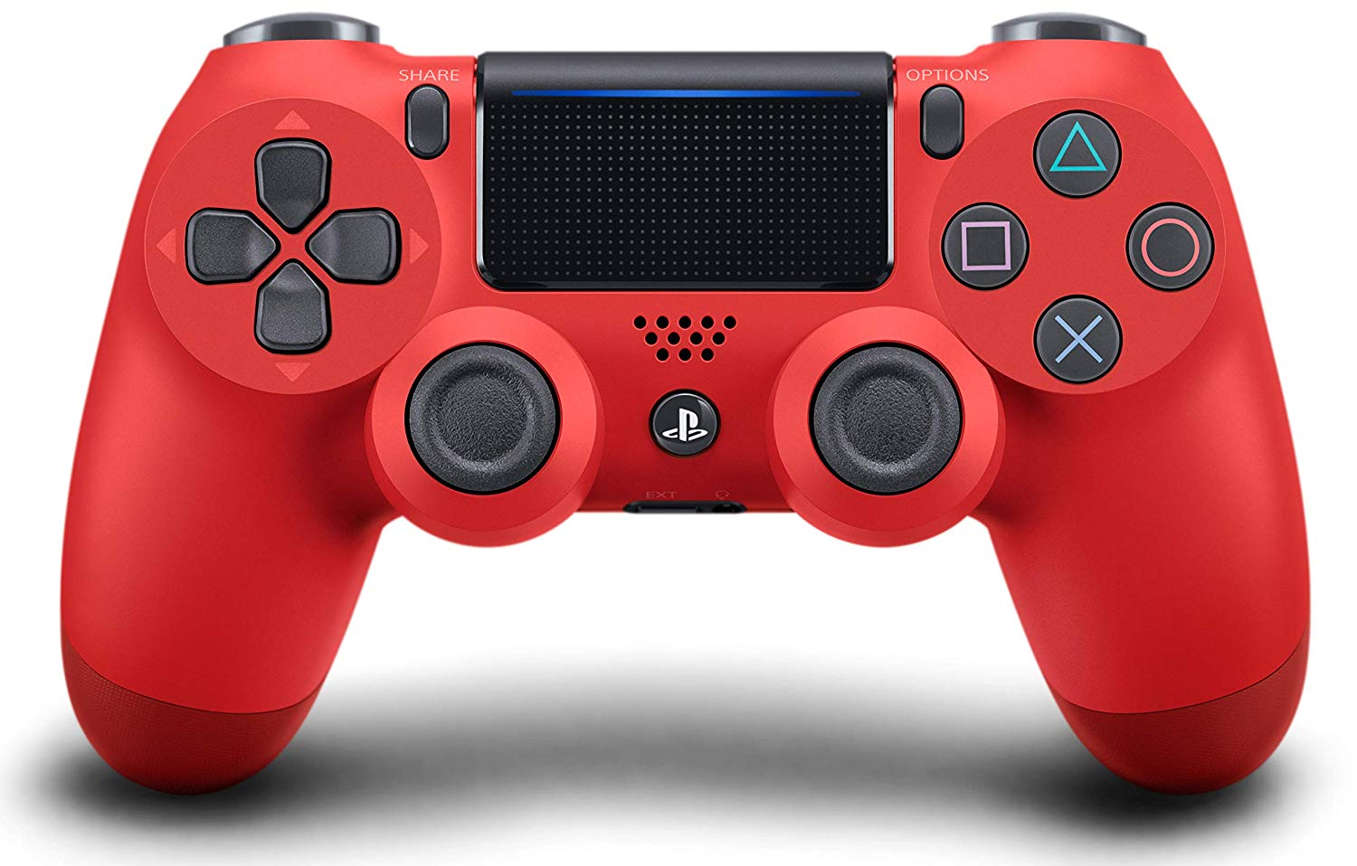 Sony PlayStation 4 DualShock 4 Wireless Controller Red