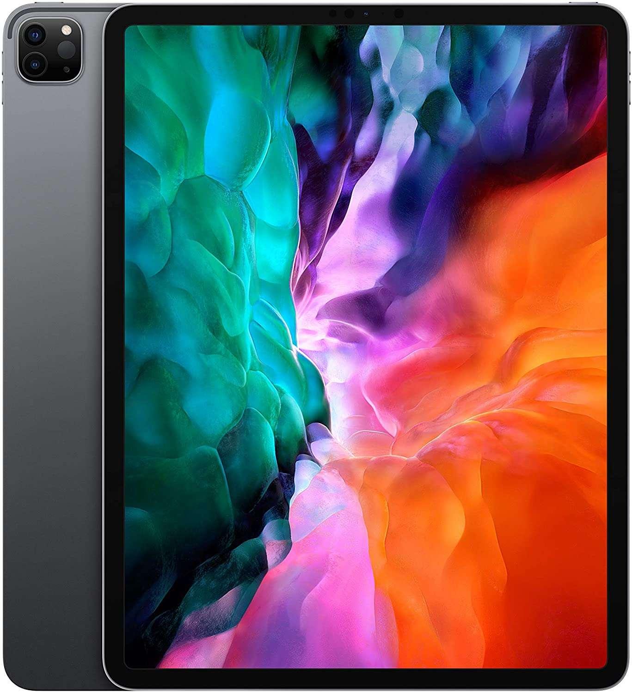 Apple iPad Pro 2020 (4th Generation) 12.9-inch 256GB, Wi-Fi + Cellular, Space Gray
