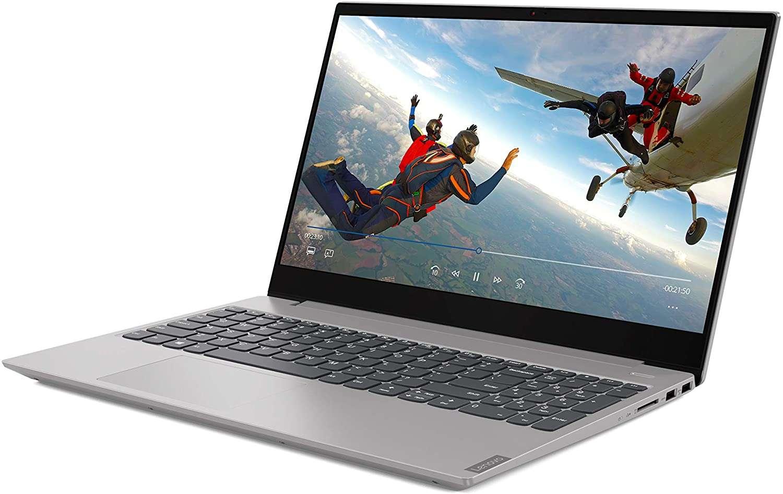 Lenovo Ideapad S340 Laptop With 15.6-Inch Display, Intel Core i3-8145U Processor/8GB RAM/128GB SSD/Intel UHD Graphics 620 Platinum Grey