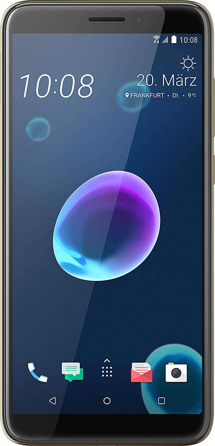 HTC Desire 12 Dual 32GB 4G LTE Royal Gold