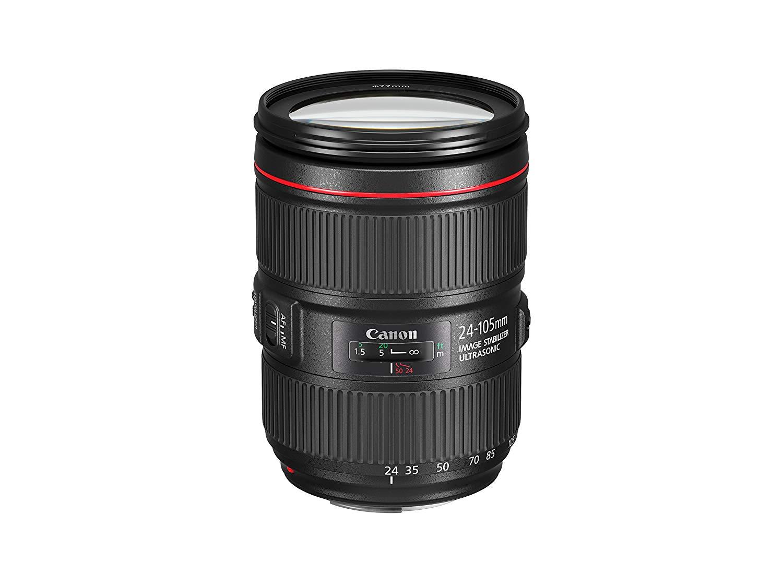 Canon EF 24-105mm f/4L IS II USM SLR Lens for Cameras