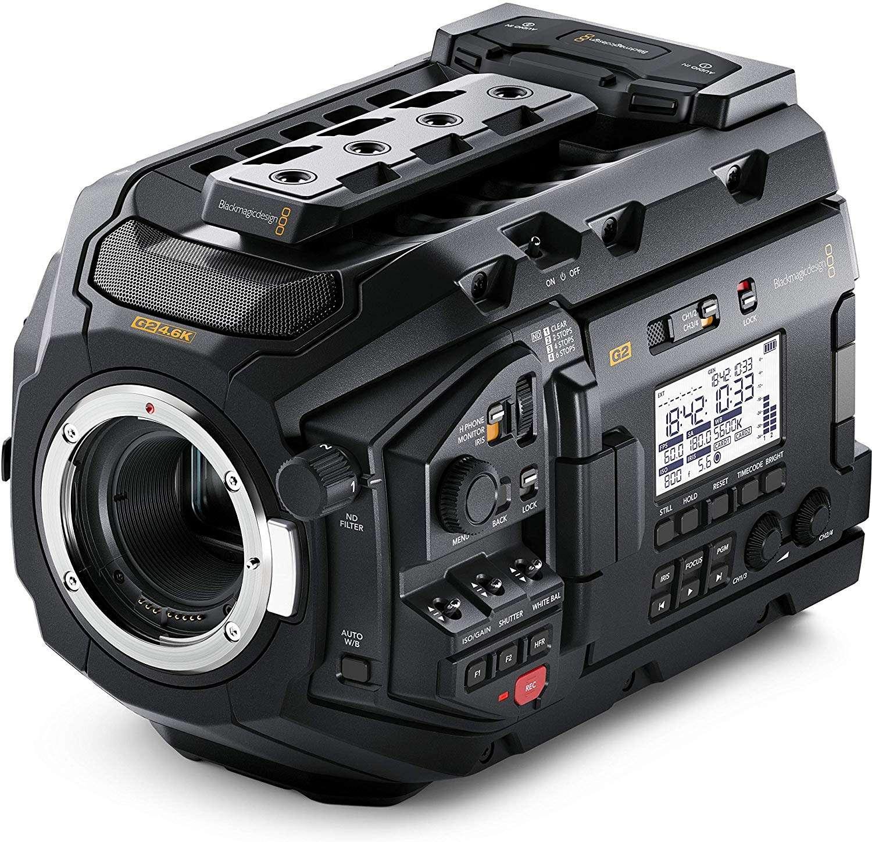 Blackmagic Design URSA Mini Pro 4.6K (G2)