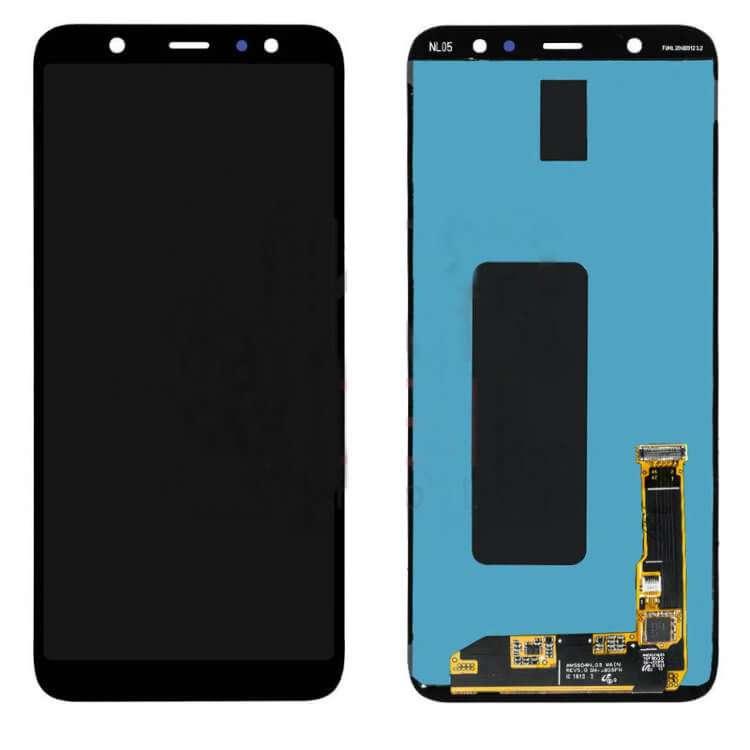 LCD+TOUCH Samsung Galaxy A6  BLACK ORIGINAL 100%