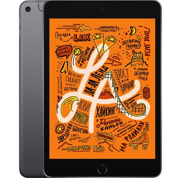 Apple iPad mini 7.9 (2019) Wi-Fi + Cellular 256GB Space Gray