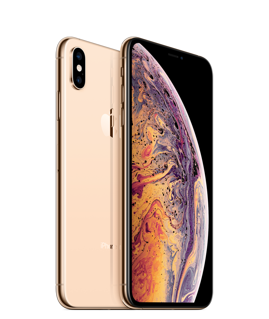 Apple iPhone Xs Max With FaceTime - 256GB, 4G LTE, Gold