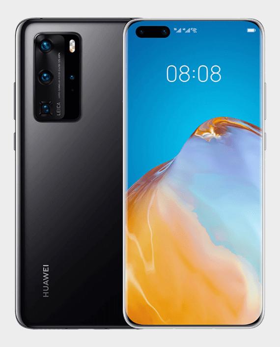 Huawei P40 Pro Dual SIM - 256GB, 8GB RAM, 5G, Black