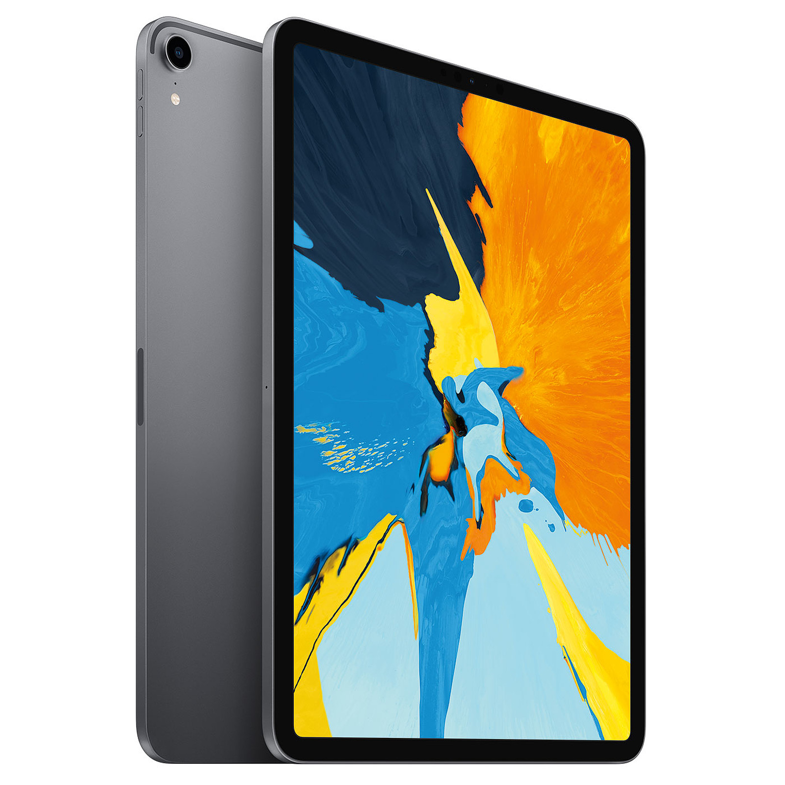 Apple iPad Pro 11-inch Wi-Fi + LTE 256GB Space Gray (2018)