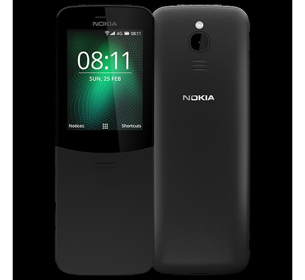 Nokia 8110 (2018) LTE 4G Black