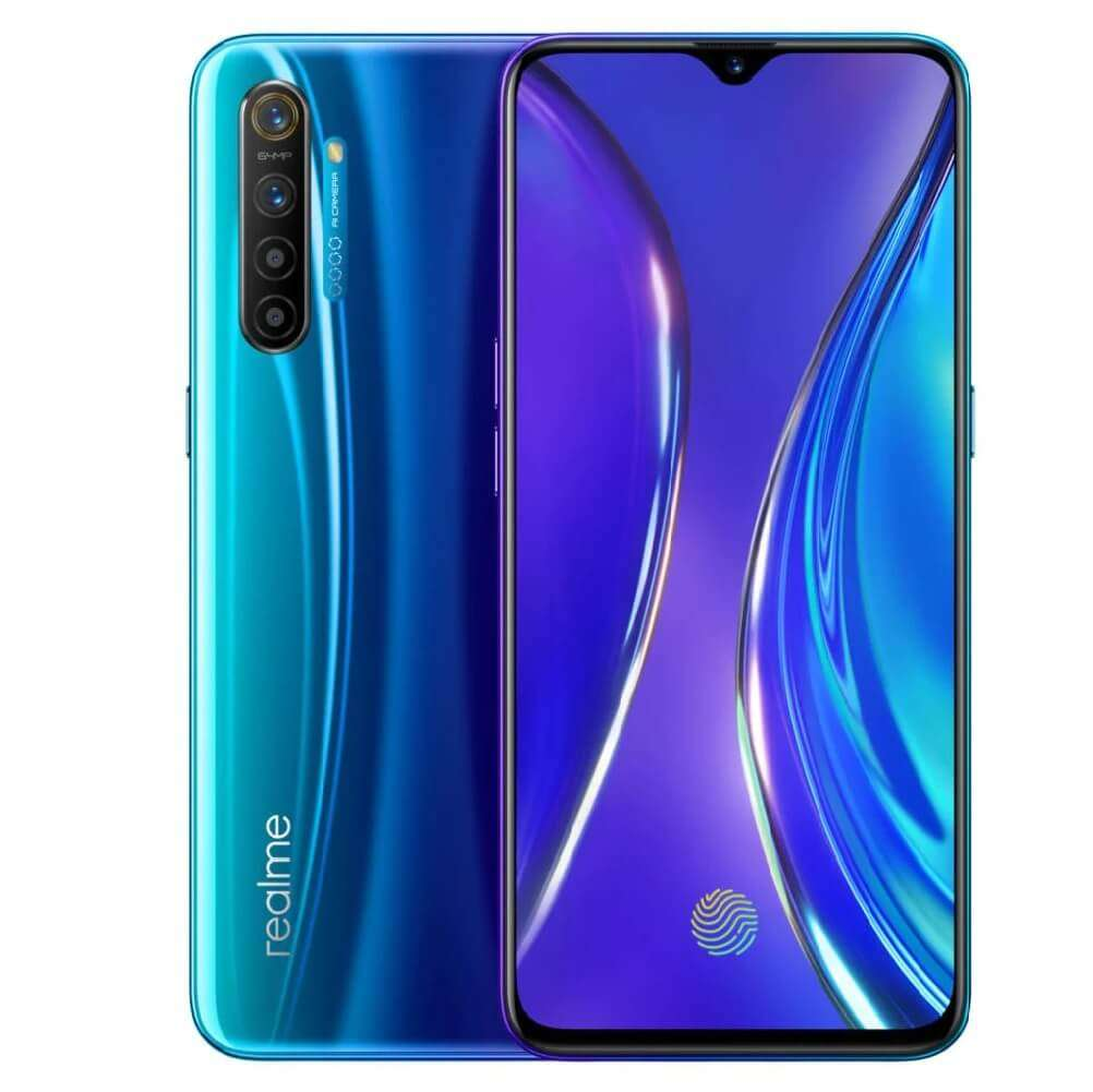 Realme X2 Dual SIM 8GB RAM 128GB 4G LTE Pearl Blue