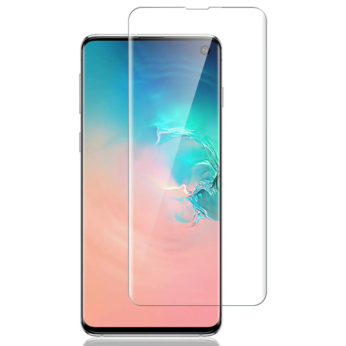 UV Full Glue Tempered Glass For Samsung Galaxy S10