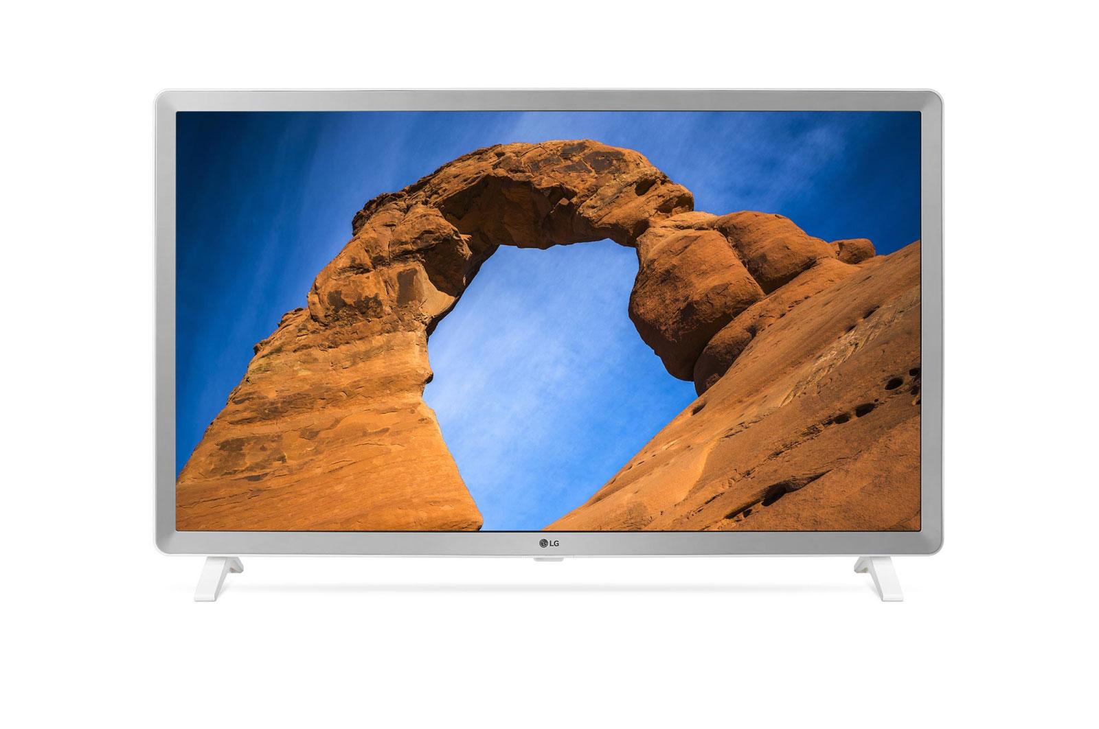 LG 32-Inch Smart TV 32LK610BPVA White