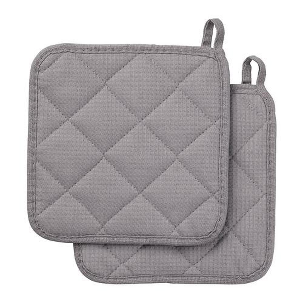 IRIS Pot holder, grey