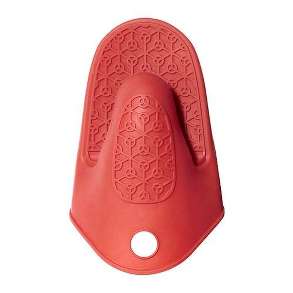 STINN Oven glove, red, 20 cm