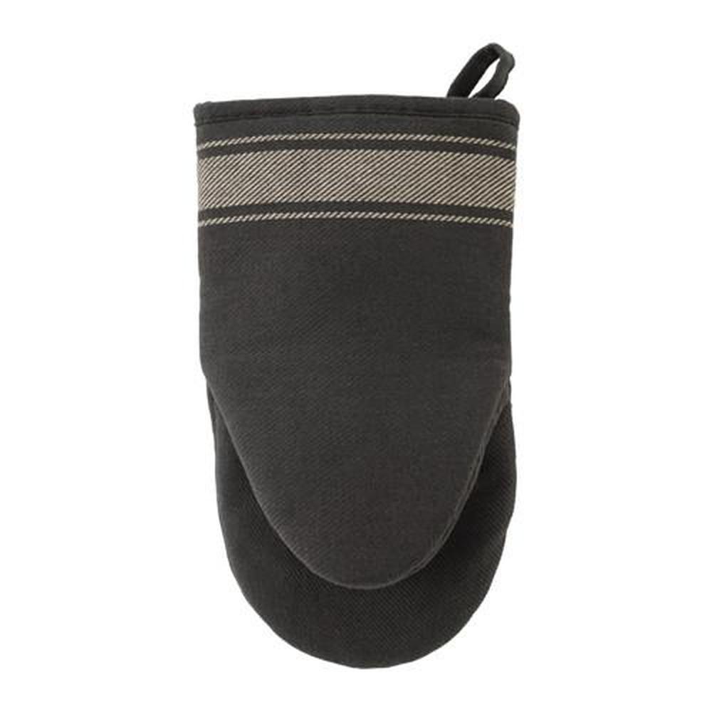 VARDAGEN Oven glove, black