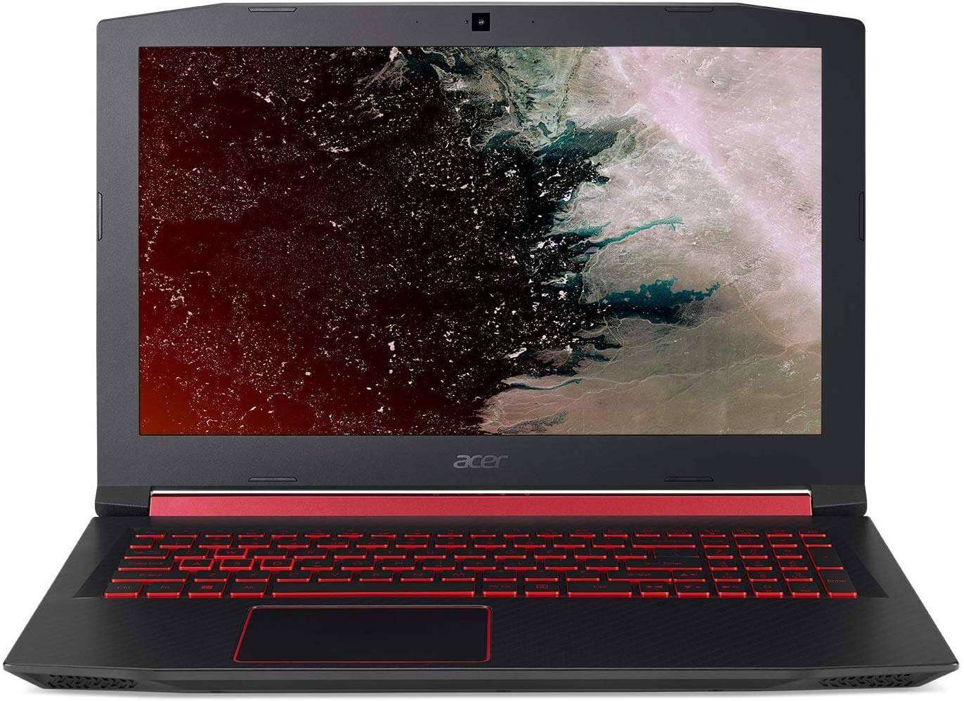 Acer Nitro 5 AN515-52-54EL Gaming Laptop With 15.6-Inch Display, Core i5 8300H Processor/8GB RAM/1TB HDD+128GB SSD/4GB NVIDIA GeForce GTX 1050 Graphics Card Black