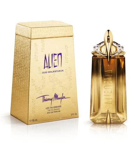 Alien Oud Majestueux by Thierry Mugler for Women - Eau de Parfum, 90ml