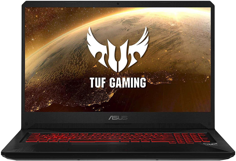 ASUS TUF FX705DY Gaming Laptop With 17.3-Inch Display, AMD Ryzen 5 Processor/8GB RAM/512GB SSD/4GB AMD Radeon RX 560X Graphics Black