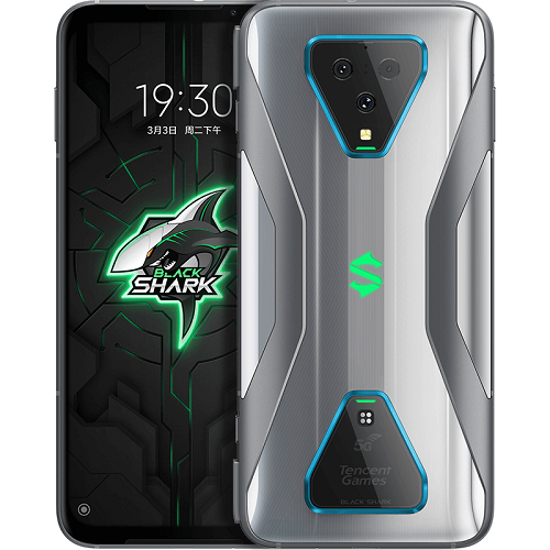 Xiaomi Black Shark 3 PRO 5G Dual SIM - 256GB, 12GB RAM- Global Versia Armor Gray