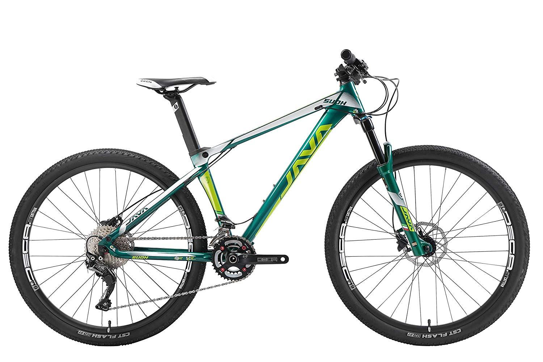 JAVA Suoh Mountain Bike - 27.5-Inch Green