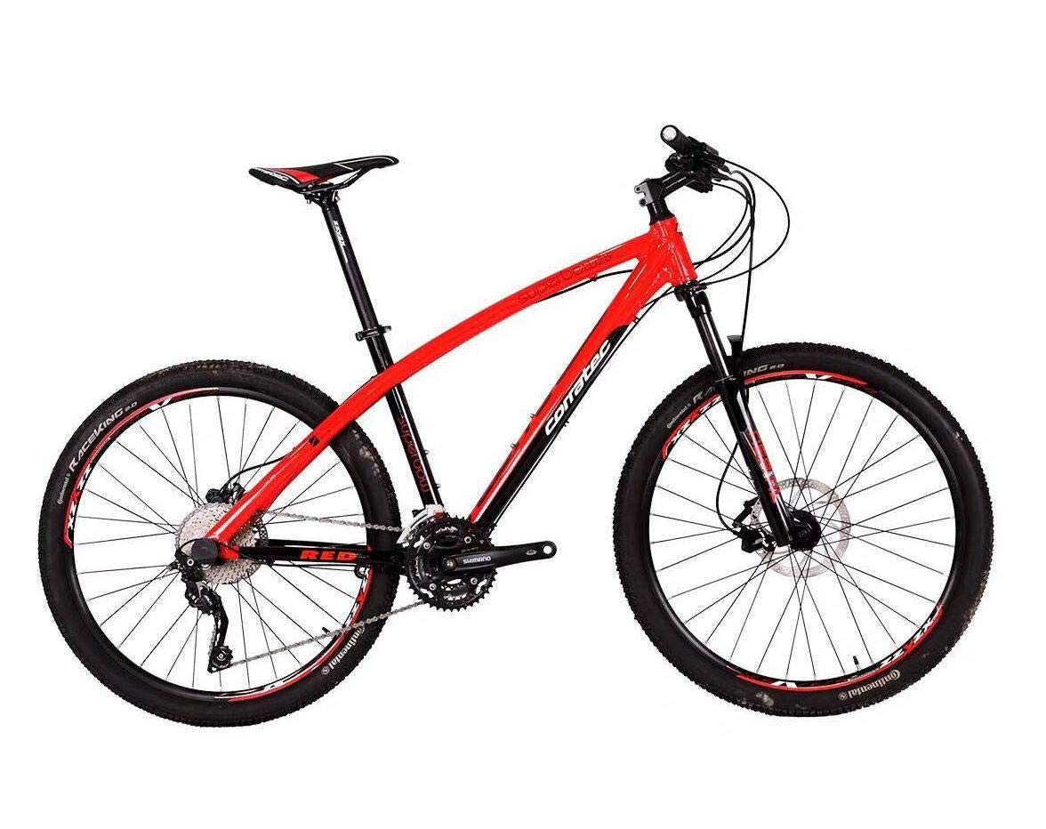 UPTEN Superbow MTB Mountain Bike 26-Inch Red