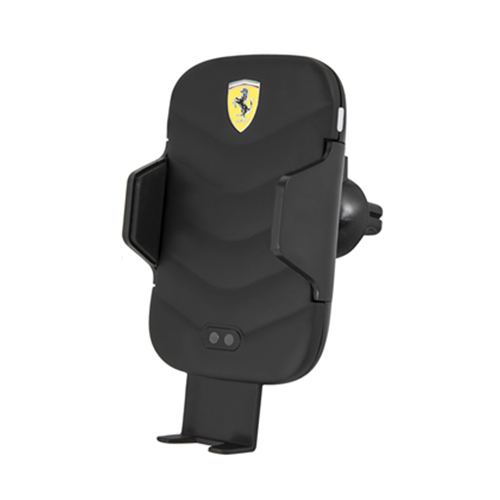 Ferrari On Track Wireless Car Charger 10W - Black
