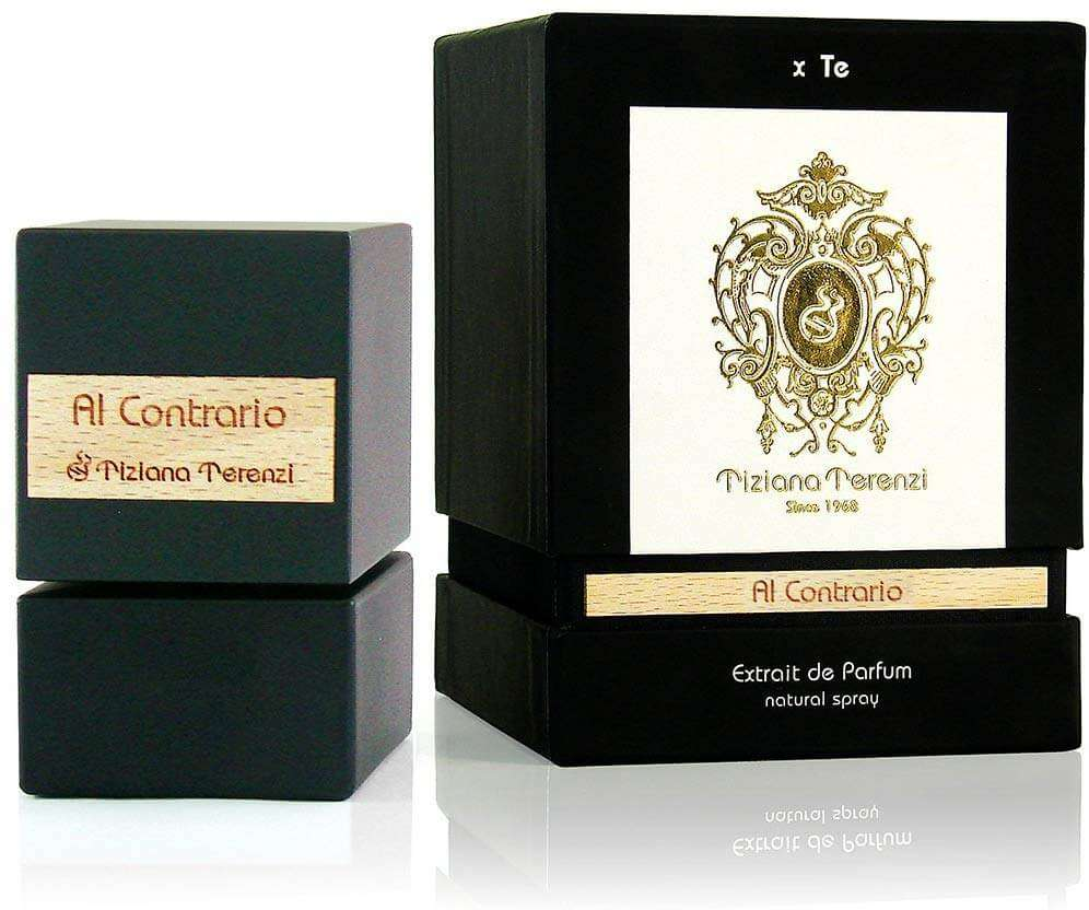 Al Contrario by Tiziana Terenzi Unisex Perfume - Extrait De Parfum, 50ml