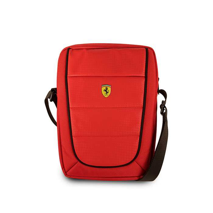 Ferrari Scuderia Tablet Bag with Shoulder Straps 8