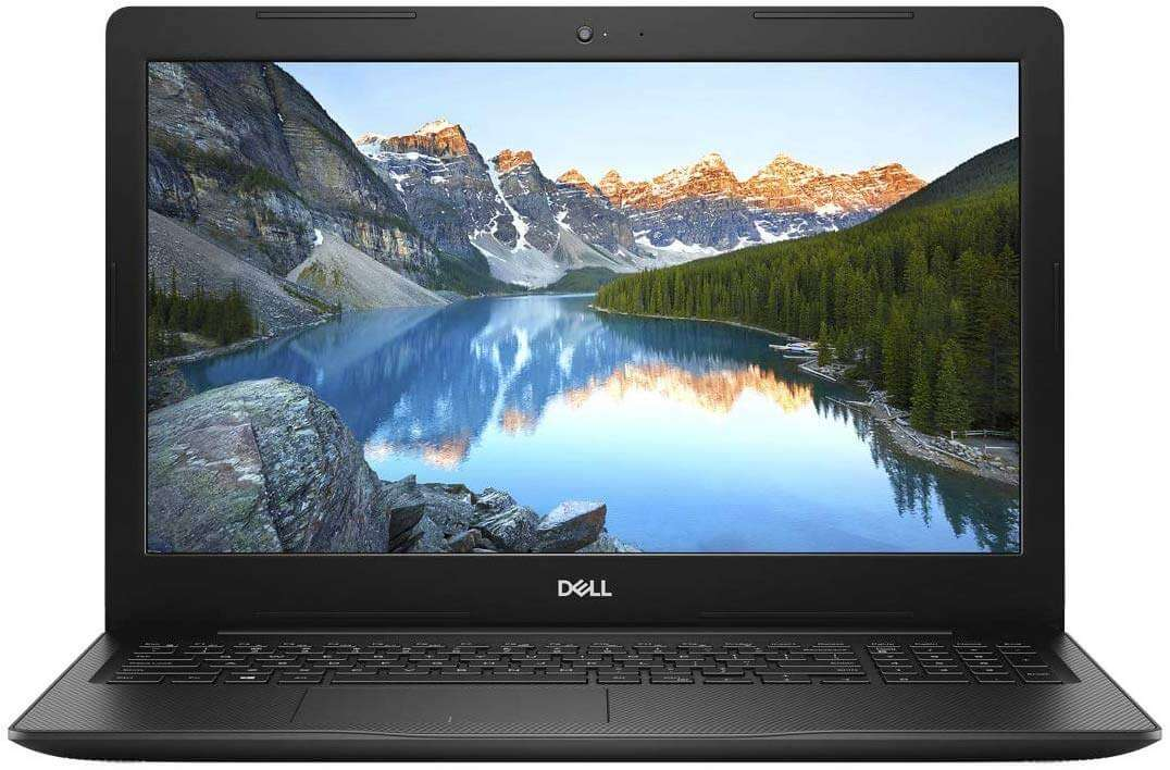 DELL Inspiron 3580 With 15.6-Inch Display, Core i5 Processor/8GB RAM/1TB HDD/AMD Radeon 520 Black