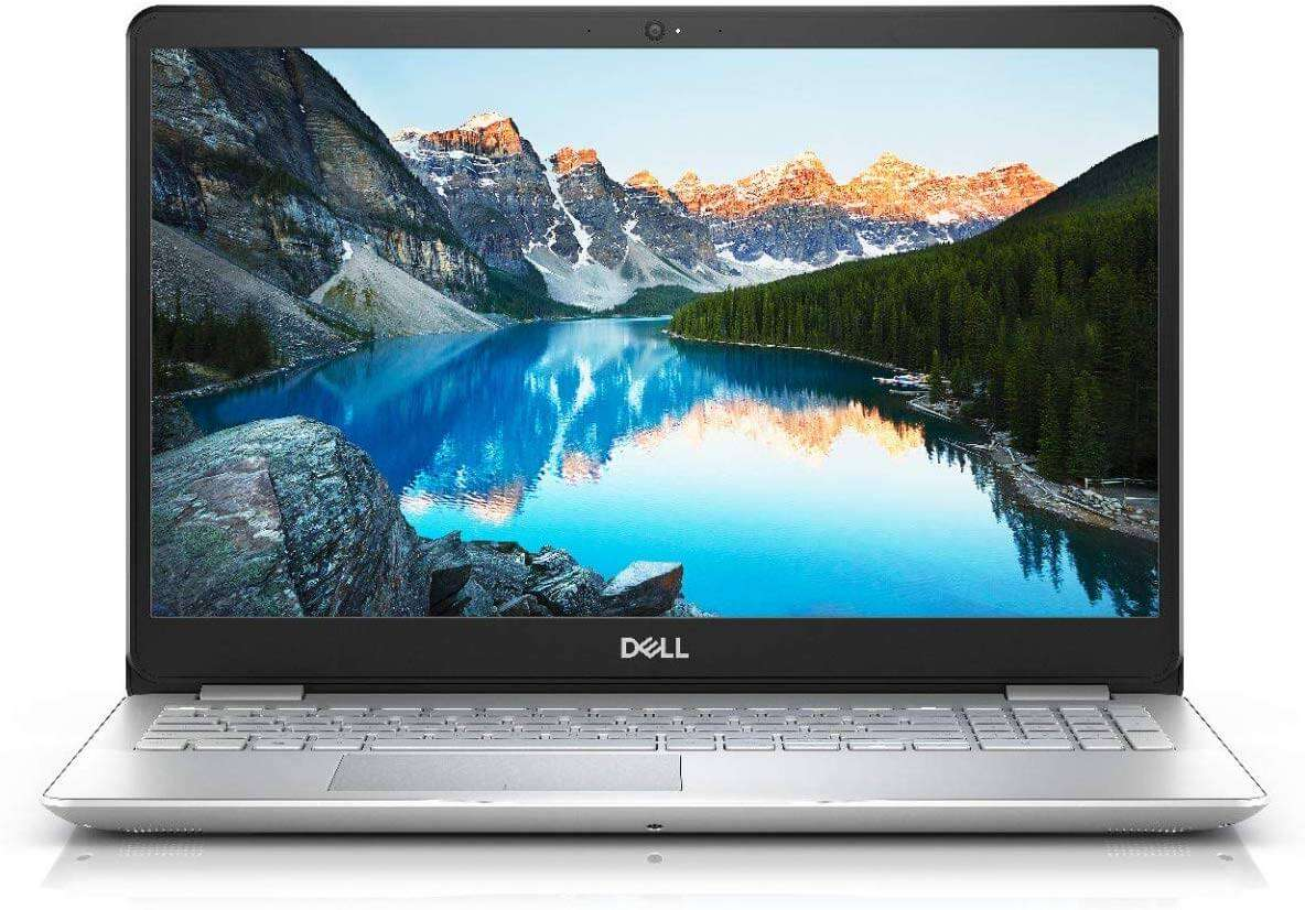 DELL Inspiron 5584 Laptop With 15-Inch Display, Core i7 Processor/16GB RAM/1TB HDD + 128GB SSD Hyrbid Drive/4GB NVIDIA Graphic Card Silver