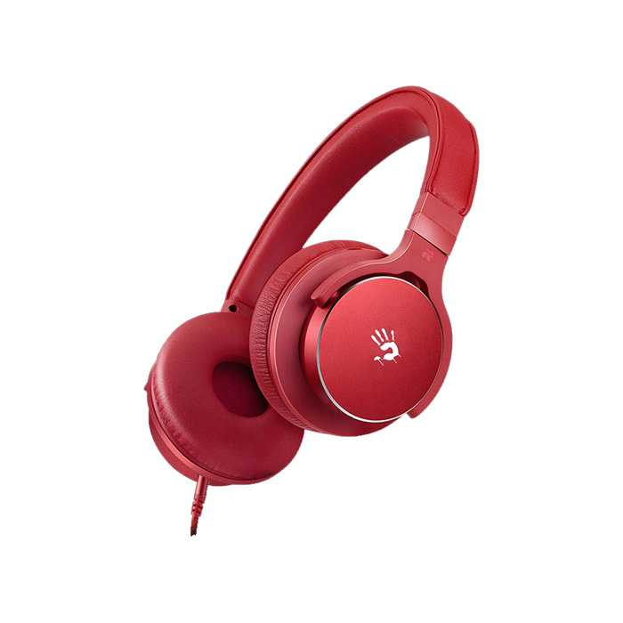 Bloody M510 Dynamic Hifi Headphone - Red