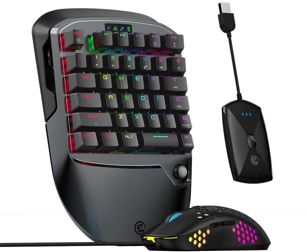 GameSir VX2 AimSwitch Gaming Keypad Combo