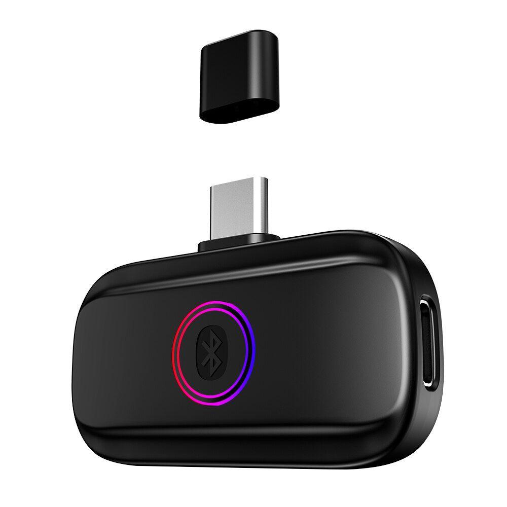 GameSir R3 Bluetooth Audio Adapter - Black (R3)