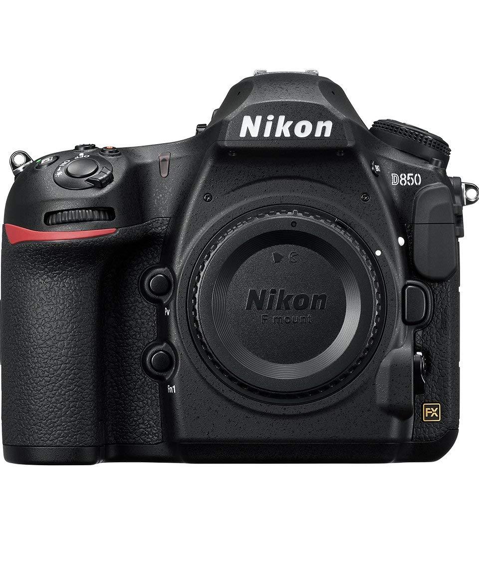 Nikon D850 DSLR Camera Body Only (Black)